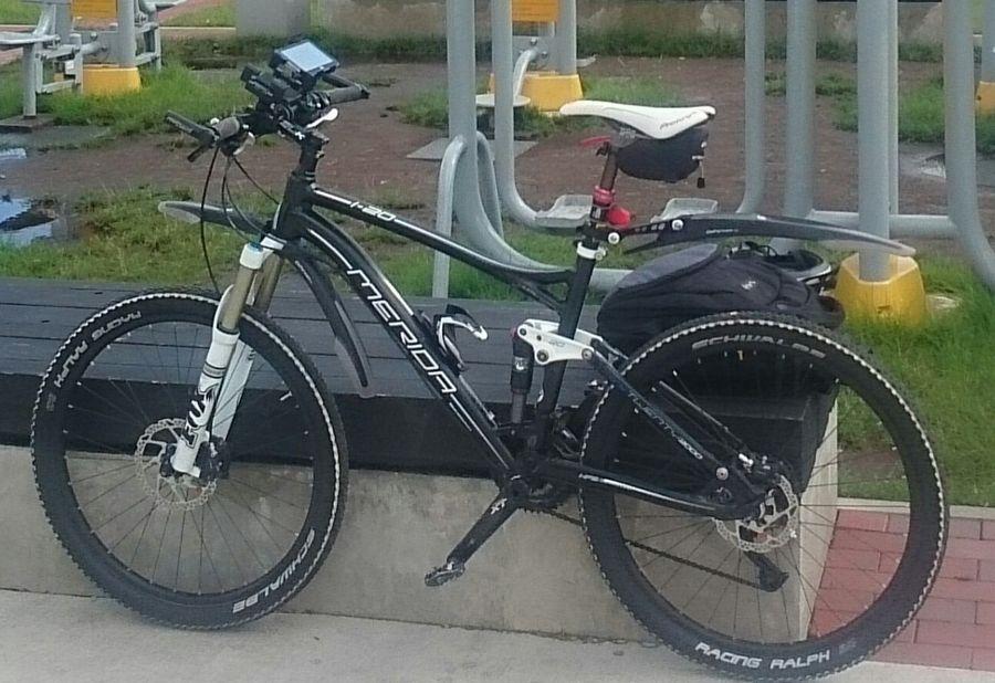 Skradziono Rower Merida Oraz Wkrętarkę Marki Bosch